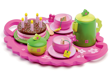 Bandeja para desayuno de cumpleaños - DJeco-8143