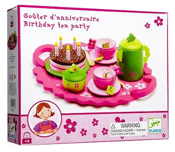 Bandeja para desayuno de cumpleaños - DJeco-8145