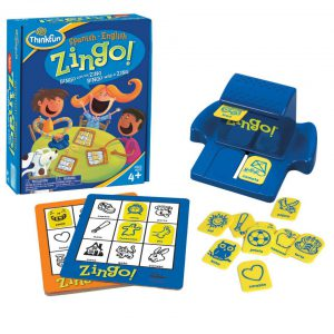 Zingo Bilingue - Thinkfun-0