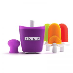 Molde simple helados - Zoku morado-0
