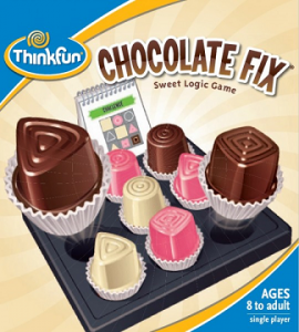 Chocolate fix - Thinkfun-0