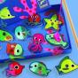 Juego magnético de pesca de colores - DJeco-8489