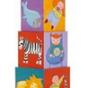 10 divertidos cubos para apilar - Djeco-8471