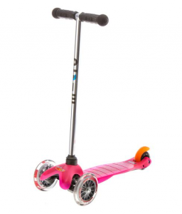 SCOOTER MICRO Mini rosado-0