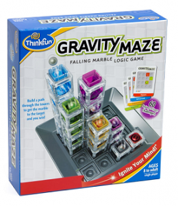Gravity Maze - Thinkfun-0
