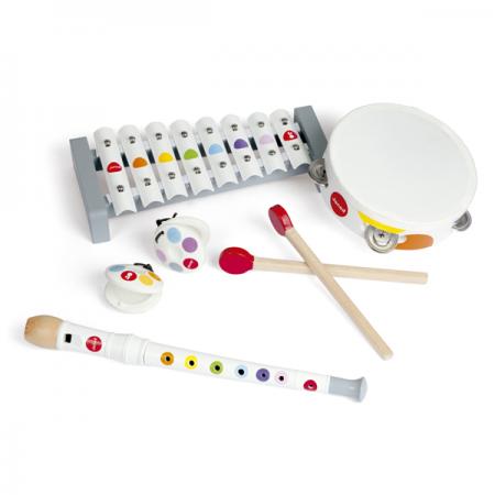 Set de instrumentos musicales - Janod-0