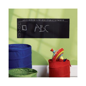 Pizarra Chalkboard ABC-Peel and stick Wallies-0