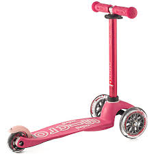 SCOOTER MICRO Mini deluxe rosado-0
