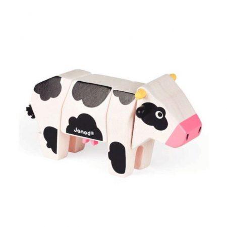 Animal kit vaca - Janod-0