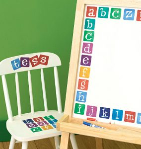 Letras para decorar - Wallies-0