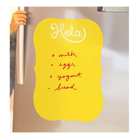 Peel and Stick Chalkboard Hello, Hola, Bonjour Wallies-2704