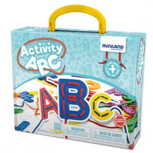 Juego Activity ABC Miniland-0