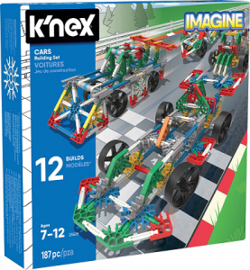 Set de construction Carros - KNEX-0