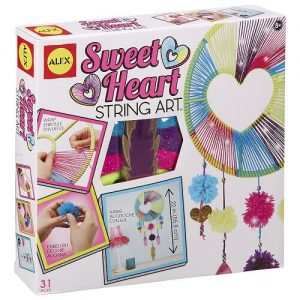 Sweet heart String art - Alex Toys -0