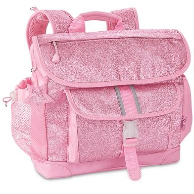 Mochila glitter rosada - BIXBEE-0