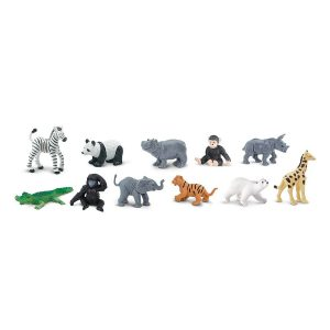 Animales bebes - animal SAFARI LTD-0