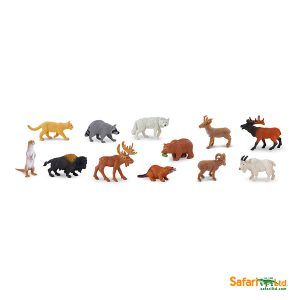 Animales Silvestres - animal SAFARI LTD-0