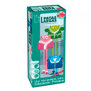 Juego de mesa: Patas largas - Chalk and Chuckles-0