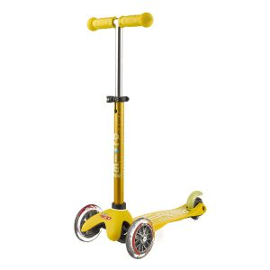 SCOOTER MICRO Mini deluxe amarillo-0