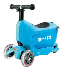 SCOOTER MICRO mini 2go deluxe azul-0