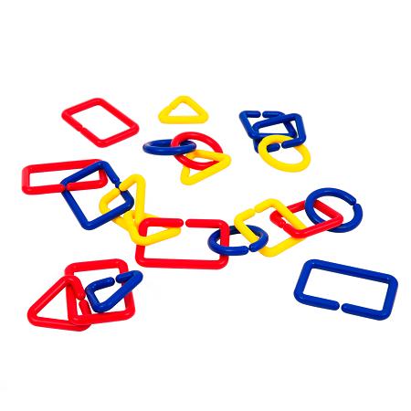 Eslabones Geometricos - El Buho Luigi-0