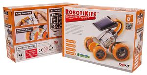 Rookie Solar Racer V2 - Robotikits-6386