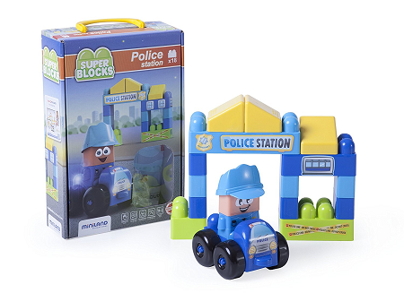 Superblocks Estacion de Policia - Miniland-0