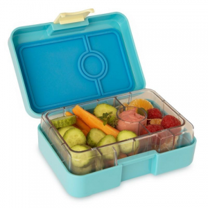 LONCHERA YUMBOX CANNES BLUE - 3 divisiones-0