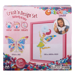 Crush N Design Butterflies Fairies-Orbeez-0