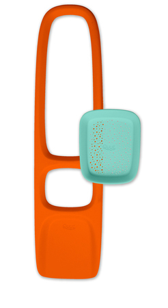 Pala de Playa Scoopi naranja mighty Quut 65cm-7235