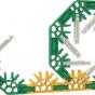 Set de construcción con 10 modelos - KNEX-7944