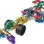 Set de construcción con 10 modelos - KNEX-7940