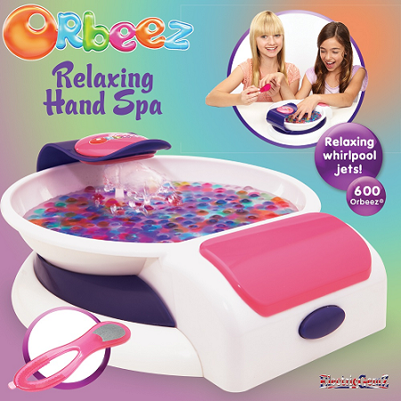 Relaxing Hand Spa-Orbeez-0