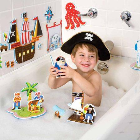 """Juego de  baño """"Piratas en la bañera"""" – Alex Toys"""