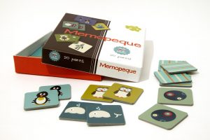 Juego educativo - Memopeque -Walalay