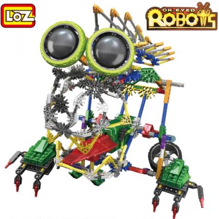 Robot bestia Tucan Motorizado – LOZ