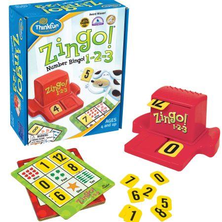 Zingo 1-2-3 – Thinkfun