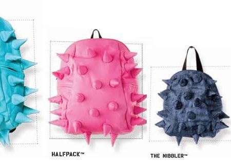 Mochila Bubble Monsters Under The Red Mediana – MadPax
