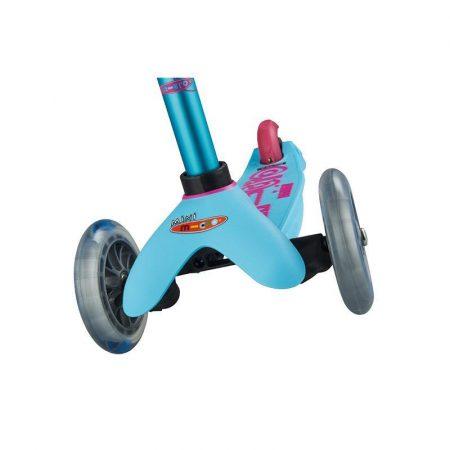 Scooter MICRO Mini deluxe Turquesa