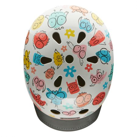 Casco Nutcase Little Owl Party XS
