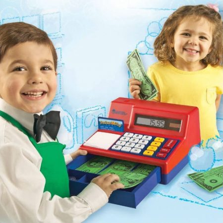 Caja registradora calculadora – Learning Resources