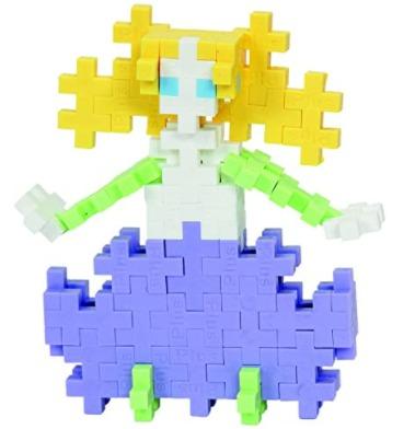 Castillo color Pastel (760 piezas) – Plus-Plus