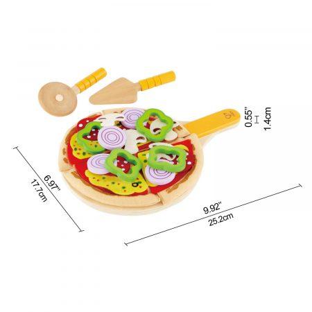 Homemade Pizza – Hape