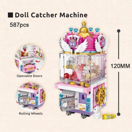 DOLL CATHCER Moc Mini – LOZ