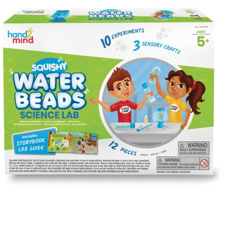 Squishy Water Beads Science Lab – Hand2mind