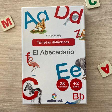 Flashcards Abecedario – Unlimited