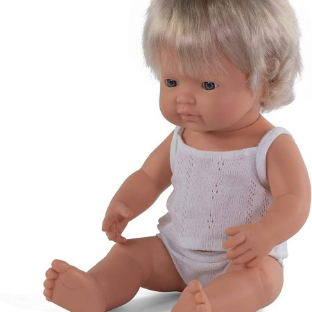 Muñeca de bebé (38 cm) – Miniland
