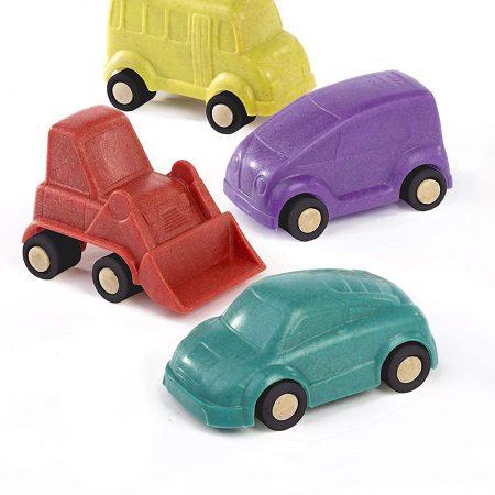 Eco Minimobil 9cm (4 unidades) – Miniland