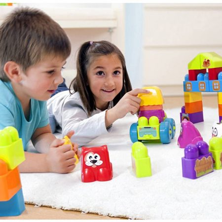 Super Blocks La Granja (38 piezas) – Miniland