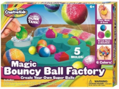 Magic Bouncy Ball Factory – Be Amazing Toys